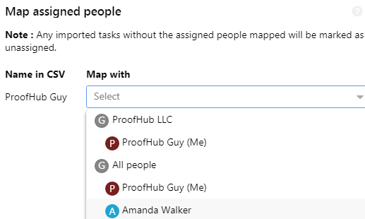 map people