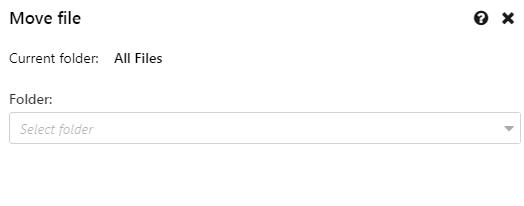 move files folder
