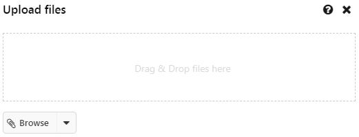 upload local file