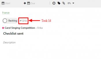 task id1