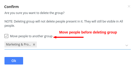 move people before deleting