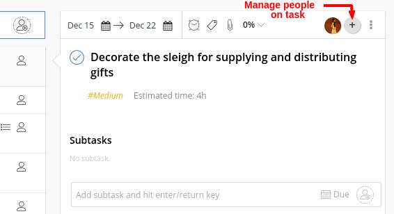 manage people task2